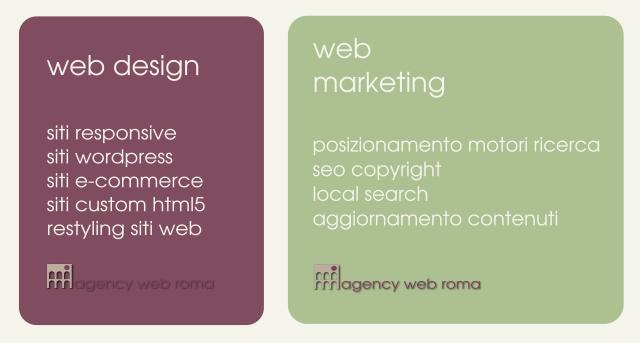 Web Agency Roma web design e web marketing