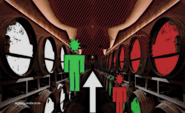 La via digitale del vino