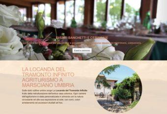 Sito web settore turismo realizzato da Agency Web Roma