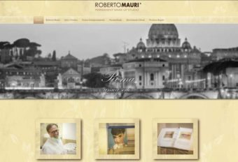 Roberto Mauri Trucco semipermanente Roma