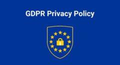 Privacy Policy GDPR 2018: protezione e trattamento dei dati personalitr